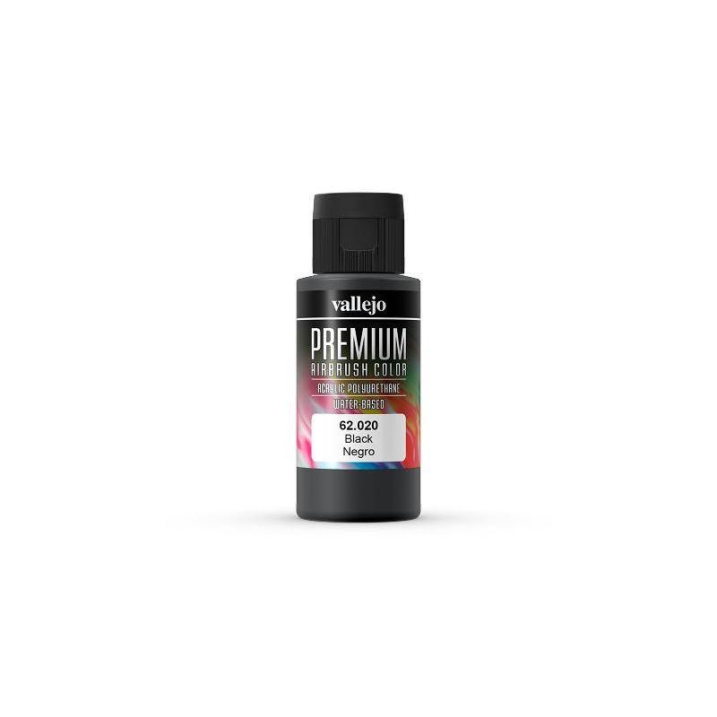 Negro, Premium Color