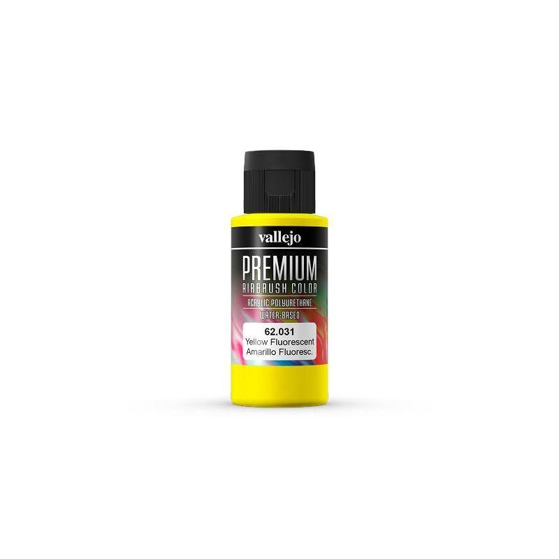 Amarillo Fluo, Premium Color
