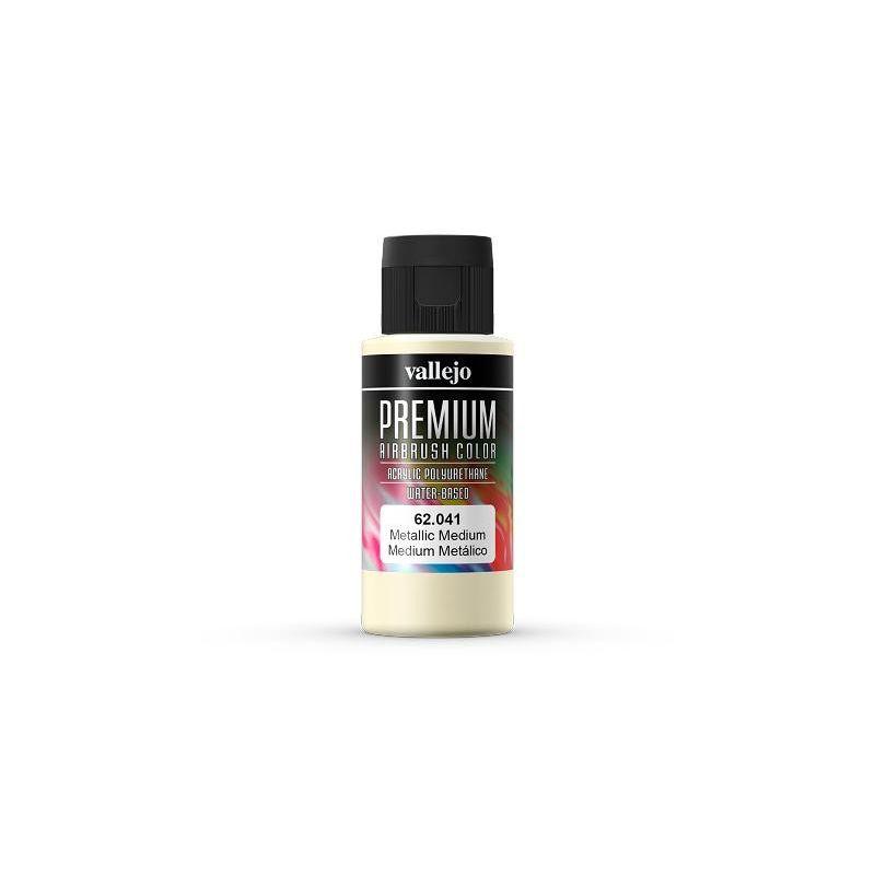 Medium Metálico, Premium Color