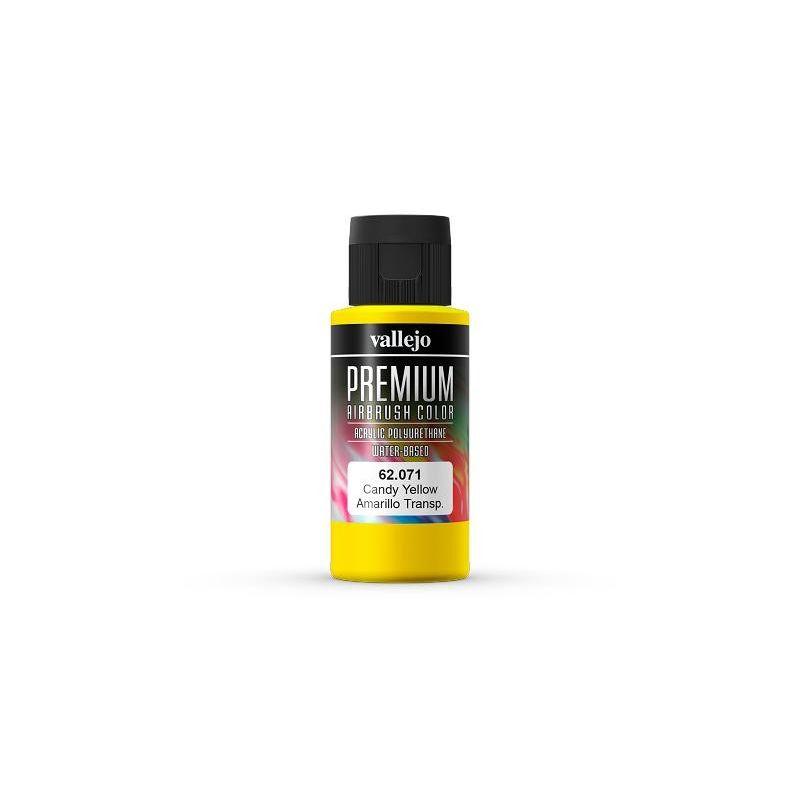 Amarillo Candy, Premium Color