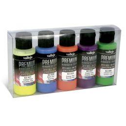 Premium Fluo Color Set, Premium Color