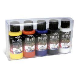 Premium Candy Color Set, Premium Color