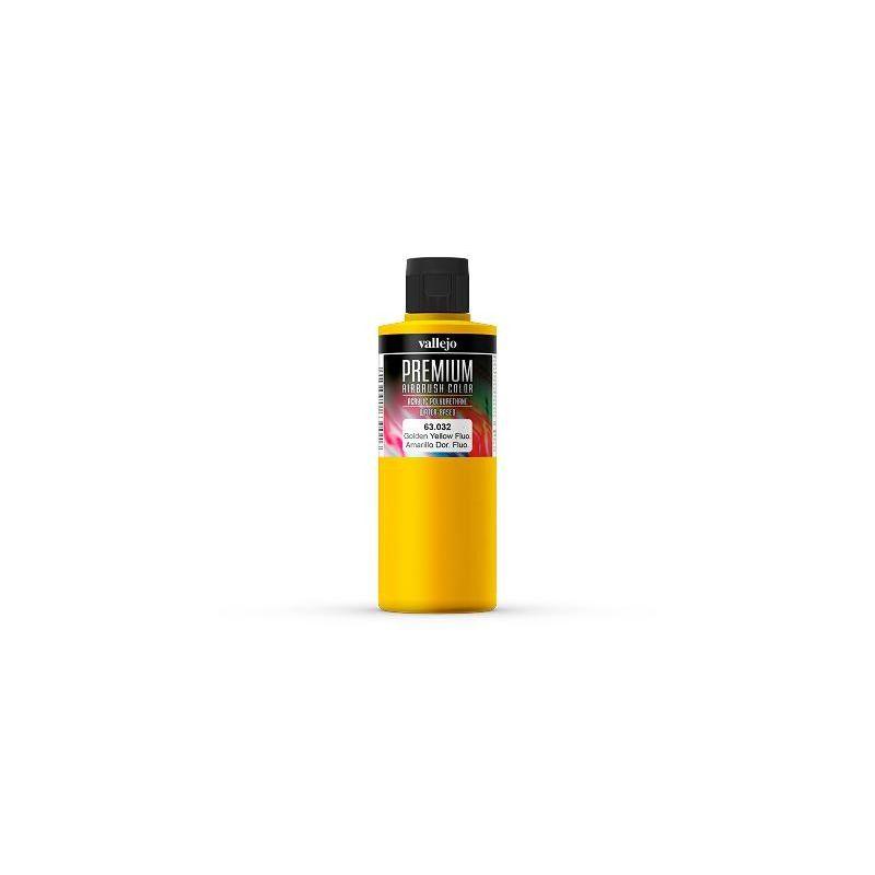 Amarillo Dorado Fluo, Premium Color