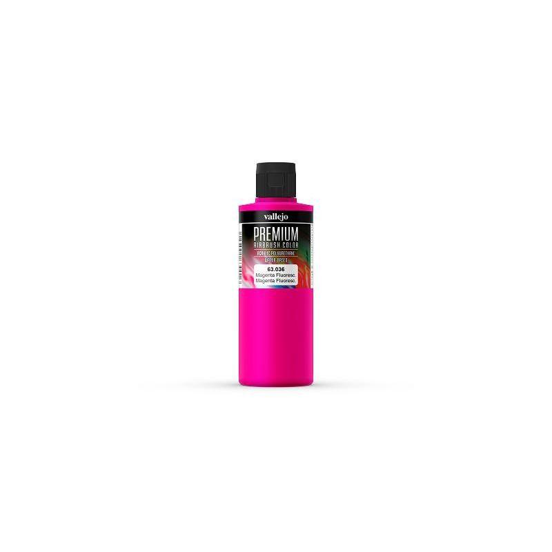 Magenta Fluo, Premium Color