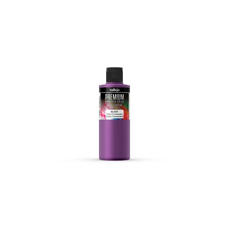 Violeta Fluo, Premium Color