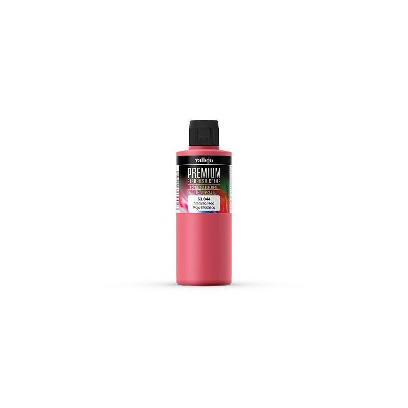 Rojo Metálico, Premium Color