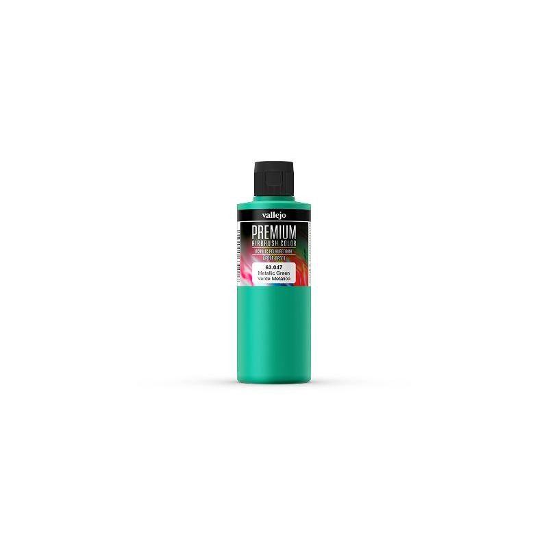 Verde Metálico, Premium Color