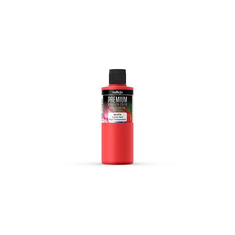 Rojo Candy, Premium Color