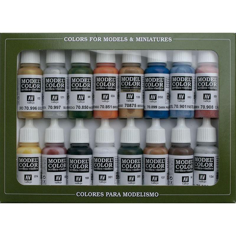 Folkstone Basics (16), Model Color