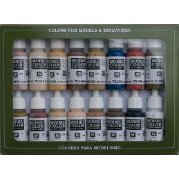 Colores Piel Y Cara (16), Model Color