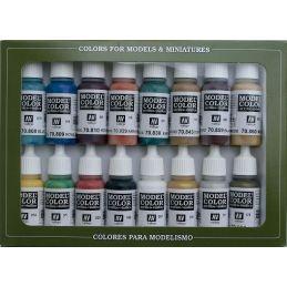 Colores Edad Media (16), Model Color