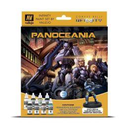 Infinity Panoceania con figura exclusiva, Model Co