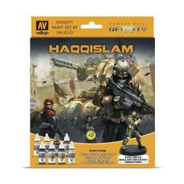 Infinity Haqqislam con figura exclusiva, Model Col