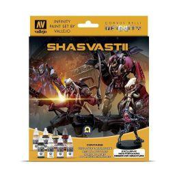 Infinity Shasvastii con figura exclusiva, Model Co