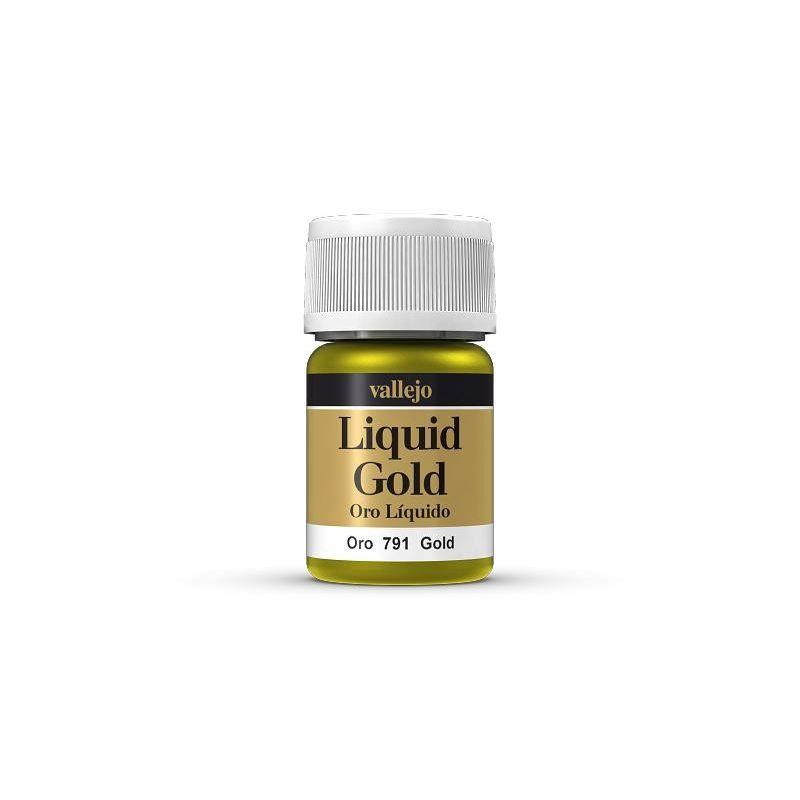 Oro , Oro Líquido