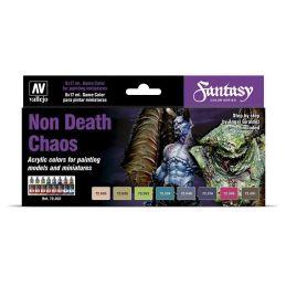 Non death Chaos (8) por Angel Giraldez, Game Color