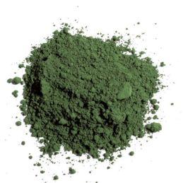 Verde Oxido de Cromo, Pigments