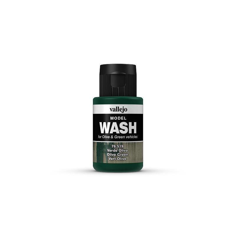 Verde Oliva, Model Wash