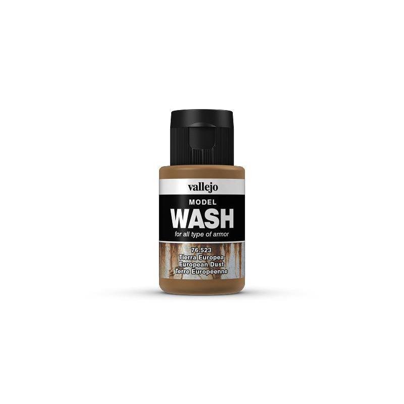 Tierra Europea, Model Wash