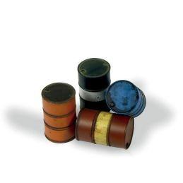 Bidones de gasolina modernos, Diorama Accessories