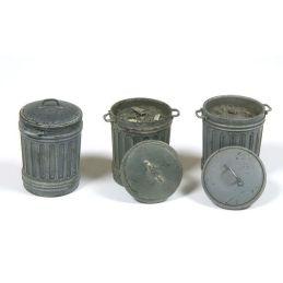 Cubos de basura mod. 1, Diorama Accessories
