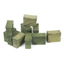 Cajas grandes de munición de 12.7mm, Diorama Acces