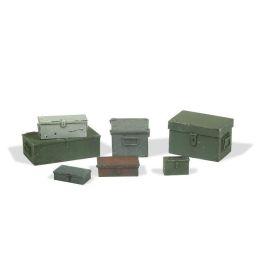 Cajas metálicas universales, Diorama Accessories